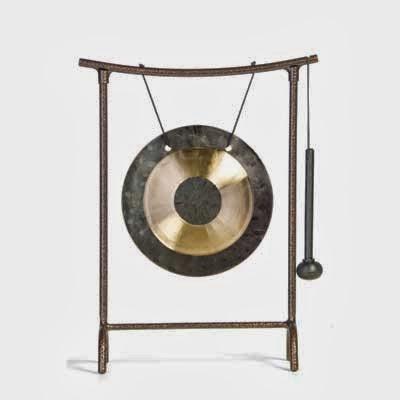 big ole gong