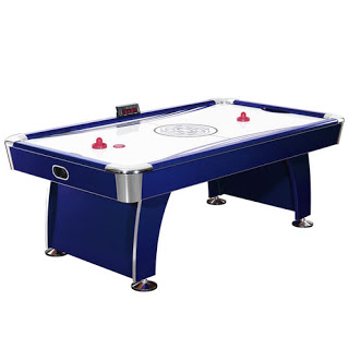 Air hockey table. A good one.