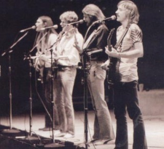 The Eagles. A long time ago. On The Long Run tour.