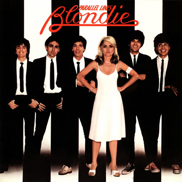 Blondie LP Cover for Parallel Lines