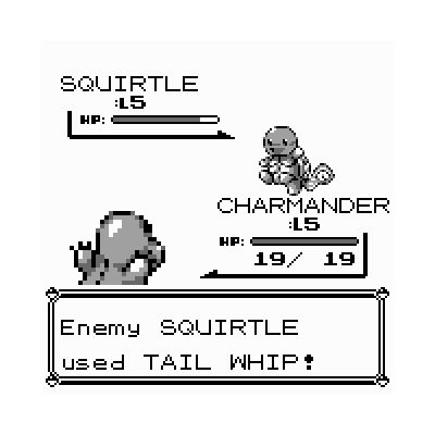 Seriously. Charmander will hand Squritle's ass to said squirtle.